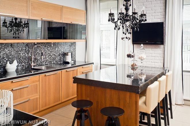 Kuchnia W Stylu Glamour Best Kitchen Designs Kitchen Design Kitchen