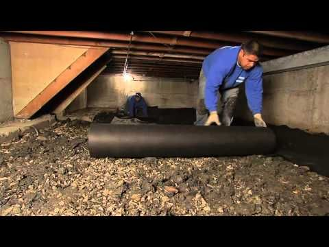 Crawl space a limited area of space under floor or in for Crawl space plumbing