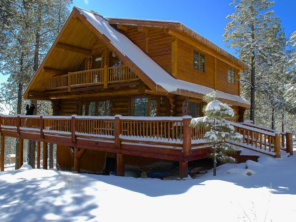 cabin vacation rental in fort valley estates flagstaff az usa