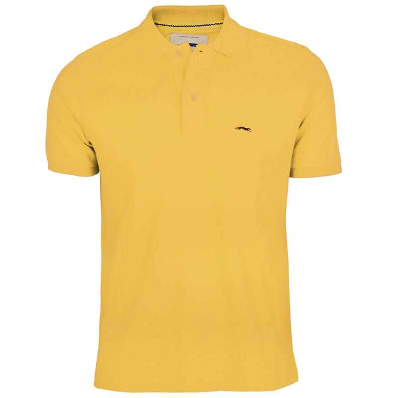 804a90d77c0c3 Camisa Polo Masc. Teddy - Piquet Special Cotton