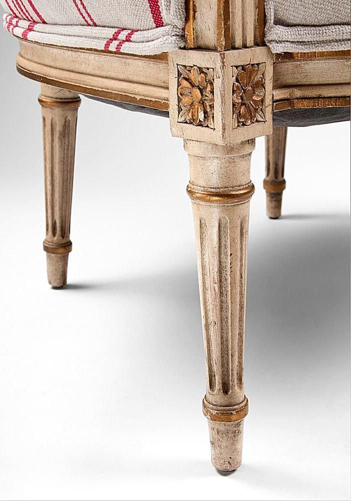 Wondering What Type Of Old Furniture Foot That Is See Examples A Number