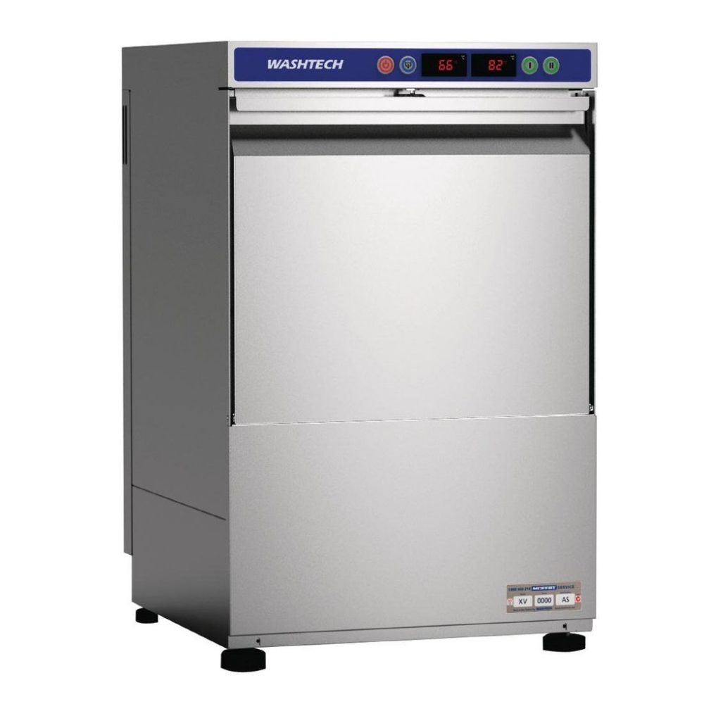 Washtech by Moffat XV Undercounter Dishwasher and