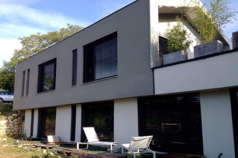 Performance énergétique dans cette maison en béton M Maison - qu est ce qu une maison bioclimatique