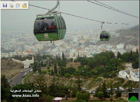 الأماكن السياحية في أبها Saudi Arabia Scenery City