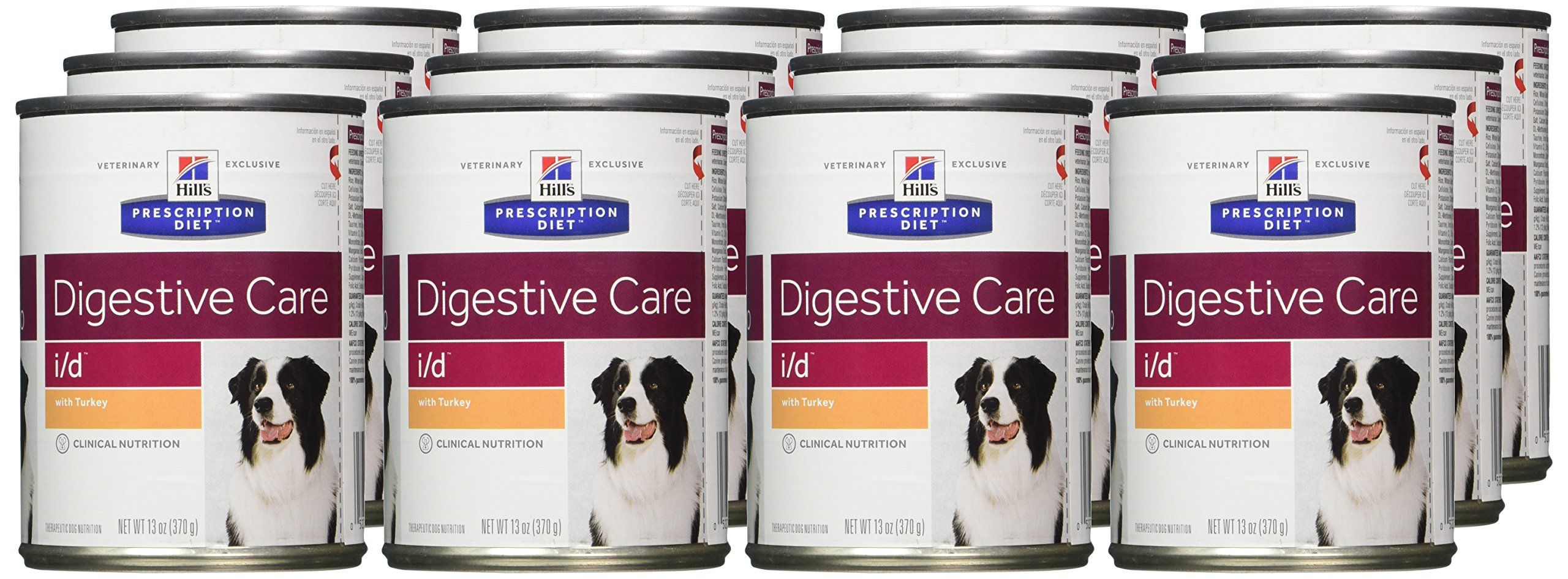 Hills Prescription Diet I D Digestive Care With Turkey Canned Dog Food 13oz Case Of 12 See This Great Produ Dog Food Recipes Dry Dog Food Nutrition Recipes