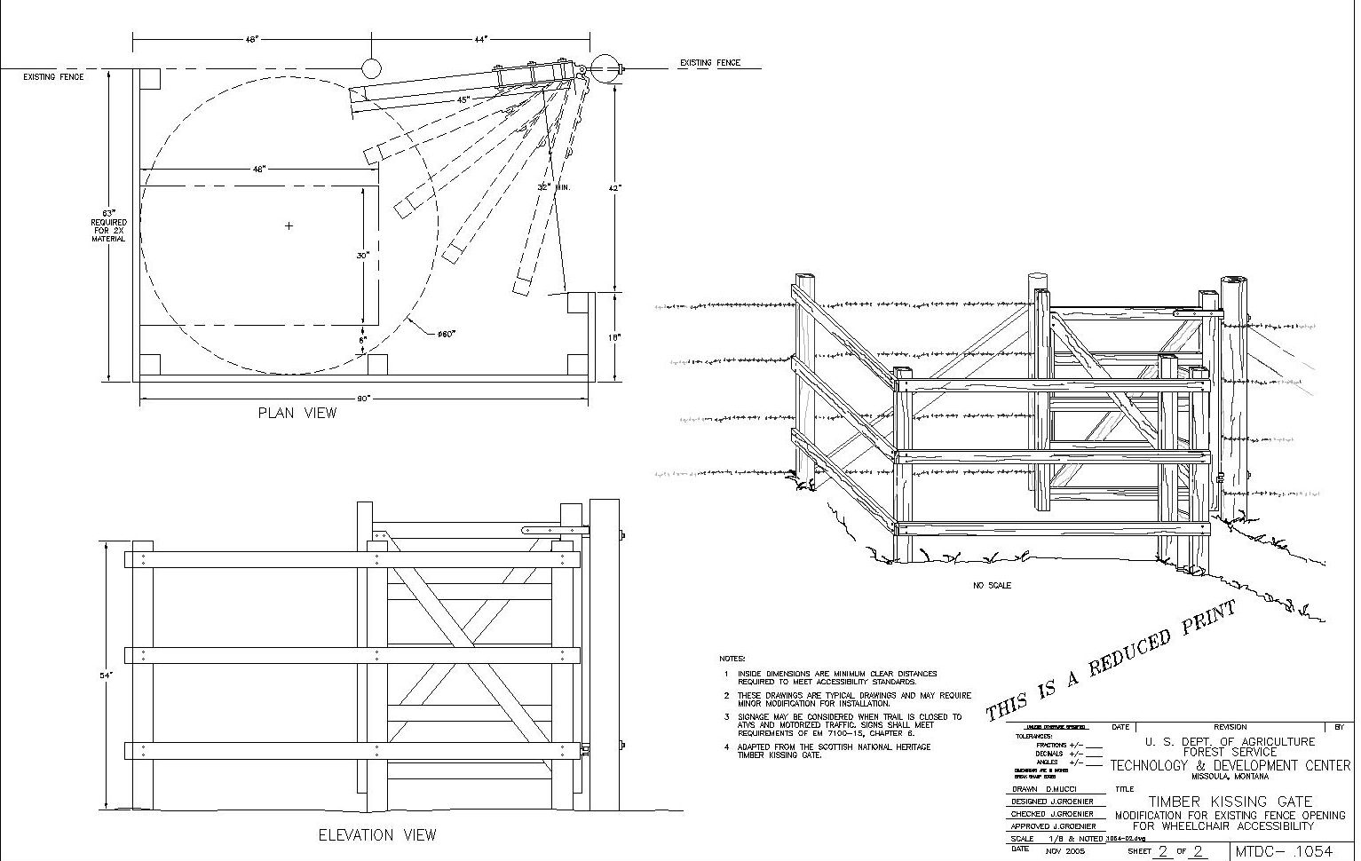 wood gate diagrams schematic librarywooden gate construction plans timber kissing gate modification