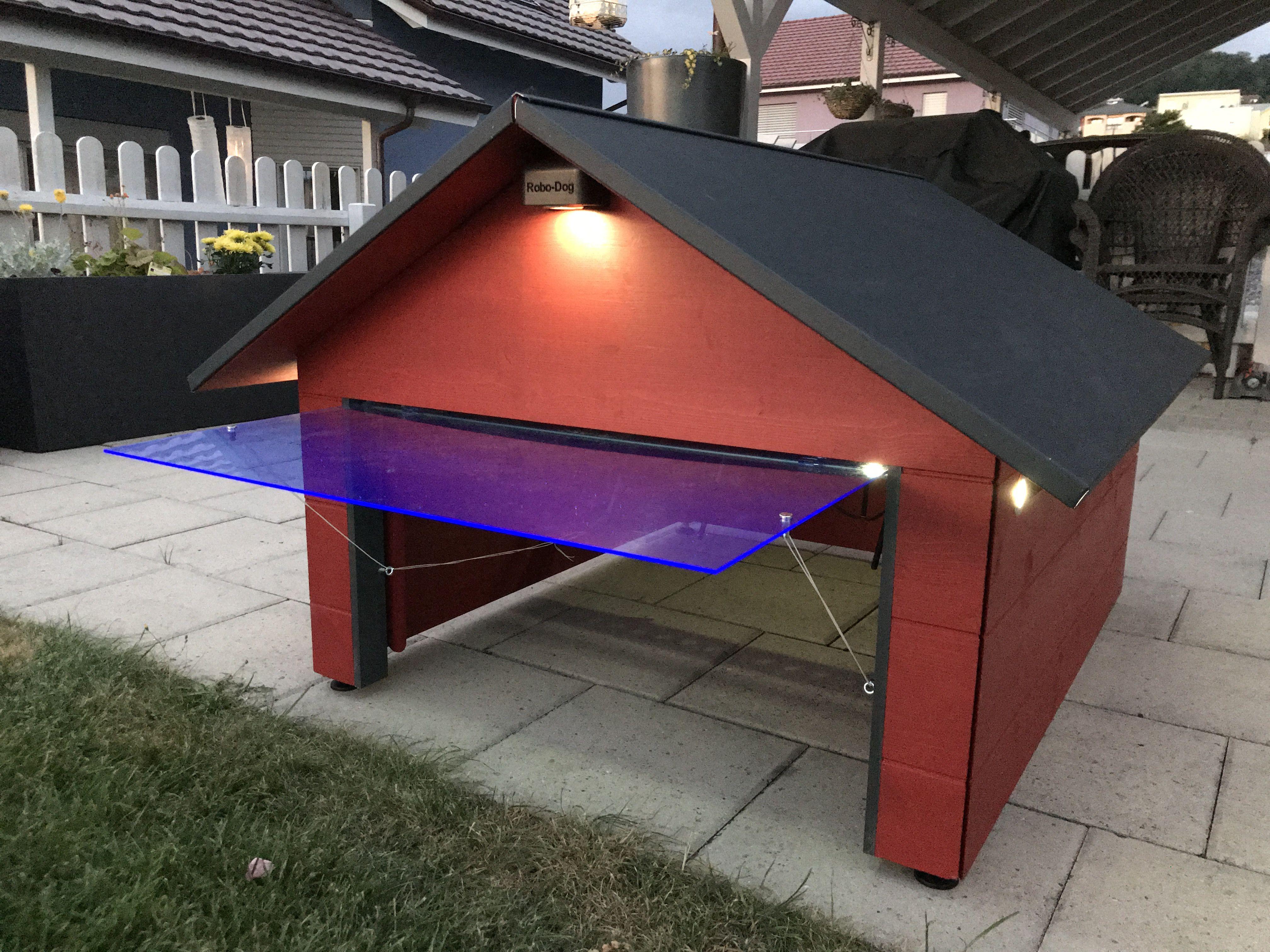 m hroboter garage f r automower 310 315 420x 450x die coolste m hroboter garage der schweiz. Black Bedroom Furniture Sets. Home Design Ideas