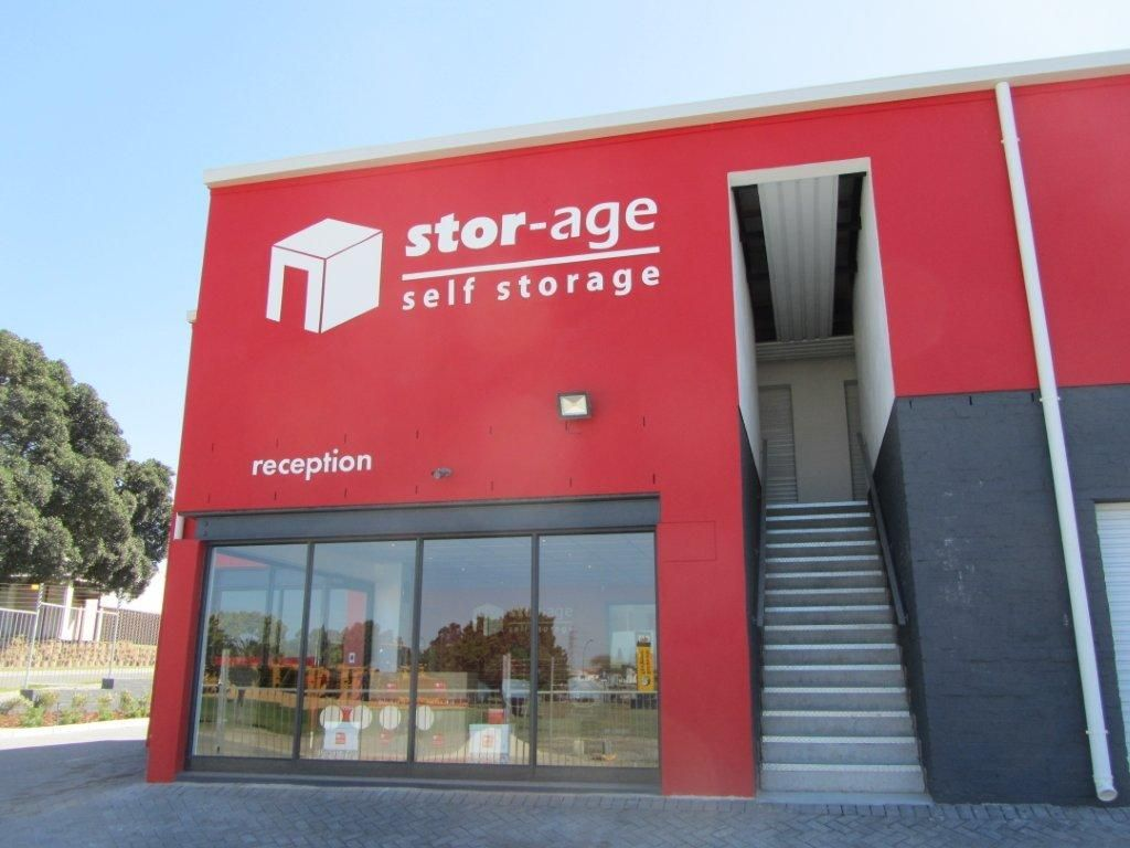 Stor Age Bellville In Cape Town South Africa Self Storage Self Storage Units Storage Unit