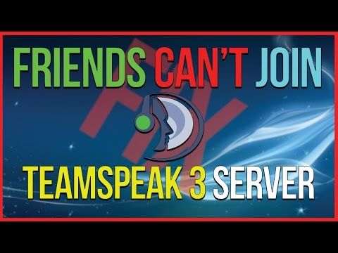 Friends Cant Join Teamspeak Server FIX UPDATE Http - Minecraft ps3 namen andern