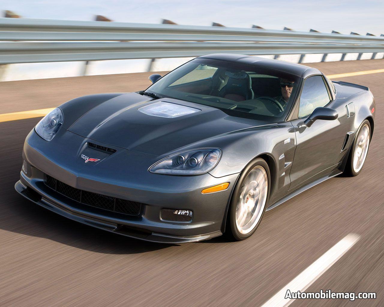 Dream Car - Corvette ZR1