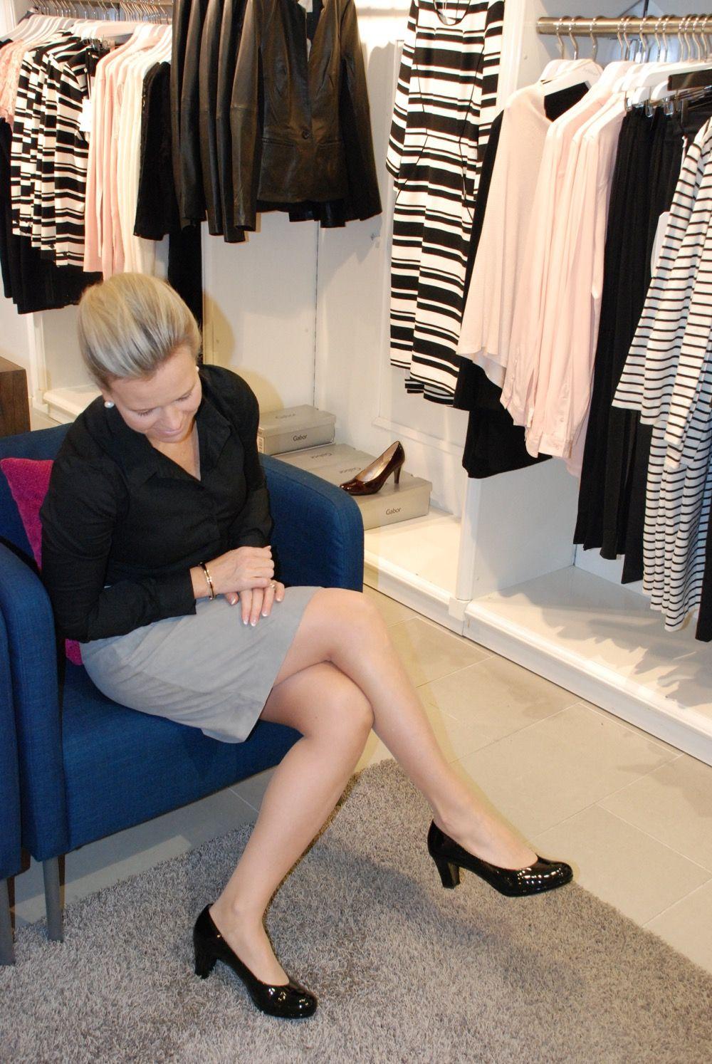 Gabor high heels