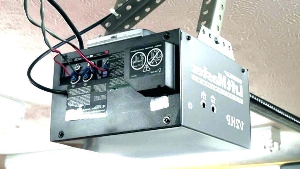 Precision Garage Door Opener Manual Dandk Organizer