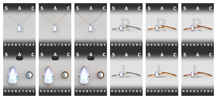 Pin by Yana on CC! SIMS 4! in 2020 Moonstone, Color