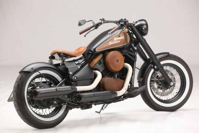Kawasaki Vn 800 Classic Bobber I Want