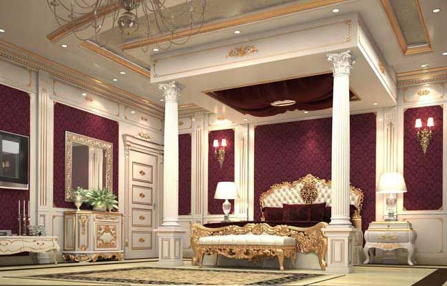 Luxury Master Bedrooms luxury master bedroom design in classic style | luxury master