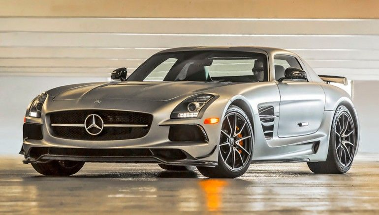 Mercedes Benz Sls Amg Today S 10 Most Iconic Luxury Car