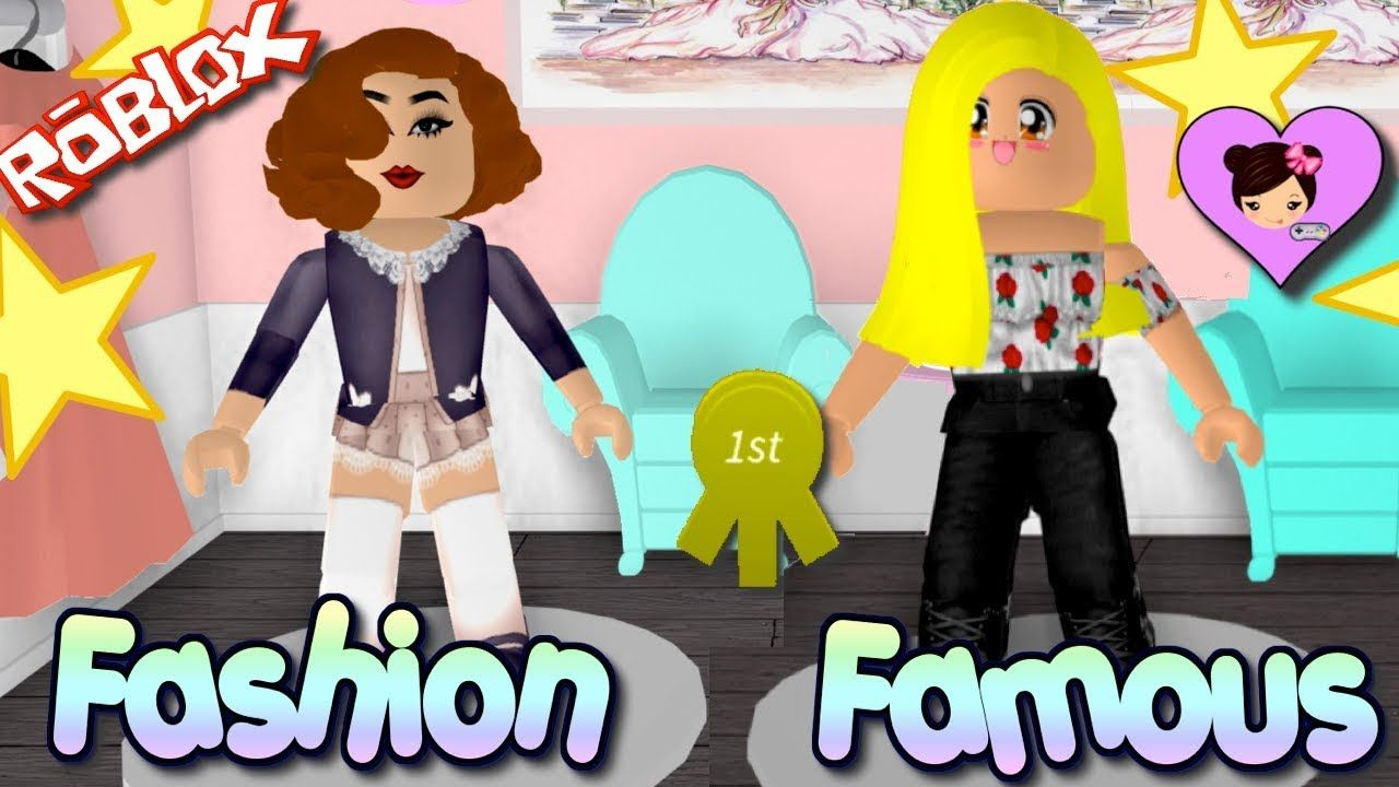Roblox Codes For Fashion Famous Roblox Fashion Famous Dress Up And Style Gameplay With In 2020 Famous Dress American Fashion Designers Famous Fashion Photographers