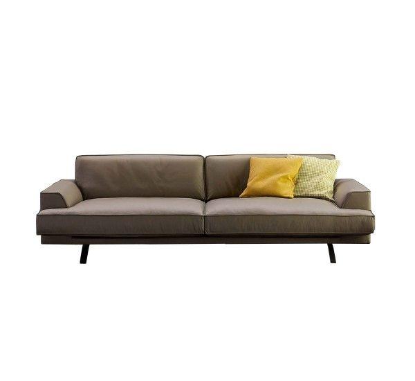 Slab è una collezione di divani progettati da Mauro Lipparini per ...