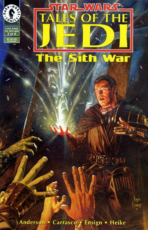 Tales Of The Jedi The Sith War 2 Of 6 Edu S W Pinterest Sith