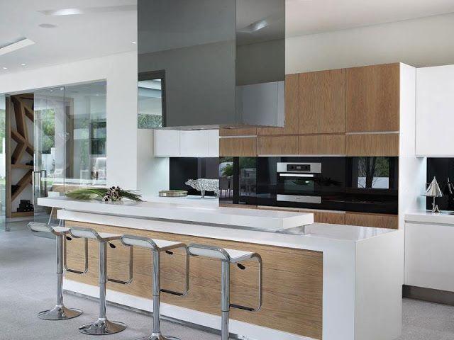 Paradise Found Hyde Park Luxurious Contemporary Mansion Adorable Kitchen  Designs In Johannesburg Design Decoration
