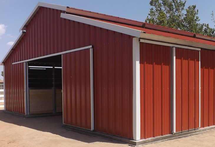 R Panel Metal Siding Country Red Corrugated Metal Roof Metal Roof Metal Siding