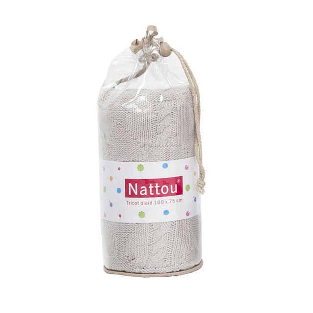 Knitted blanket cotton 'Pearl grey' 100x70cm - #baby #bebe #doudou #knuffel #knuffelbeer #cuddlytoy #kuscheltier #nattou #papa #mama #mom #dad #father #mother #parents #maman #grossesse #zwanger #pregnant #pregnancy #zwangerschap #enceinte #cuddly #peluche #plush #Plusch #schwanger #geboorte #geburt #birth #naissance #vater #eltern #mutter #ragdoll #cuddly #toy #cadeau #gift #geschenk #plaid #blanket #couette #duvet #deken #bettdecke #decke #couverture #grijs #grey #gris #grau