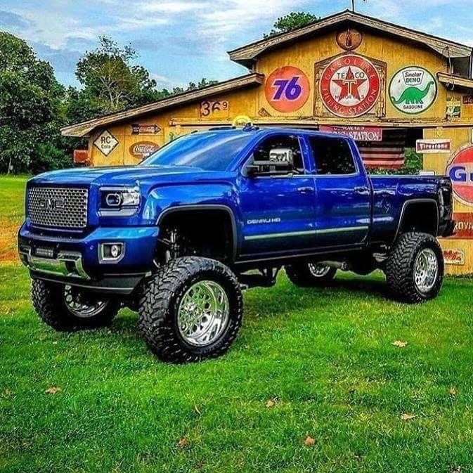 Beauty And A Beast Bubs Gmc Trucks Chevy Trucks Trucks