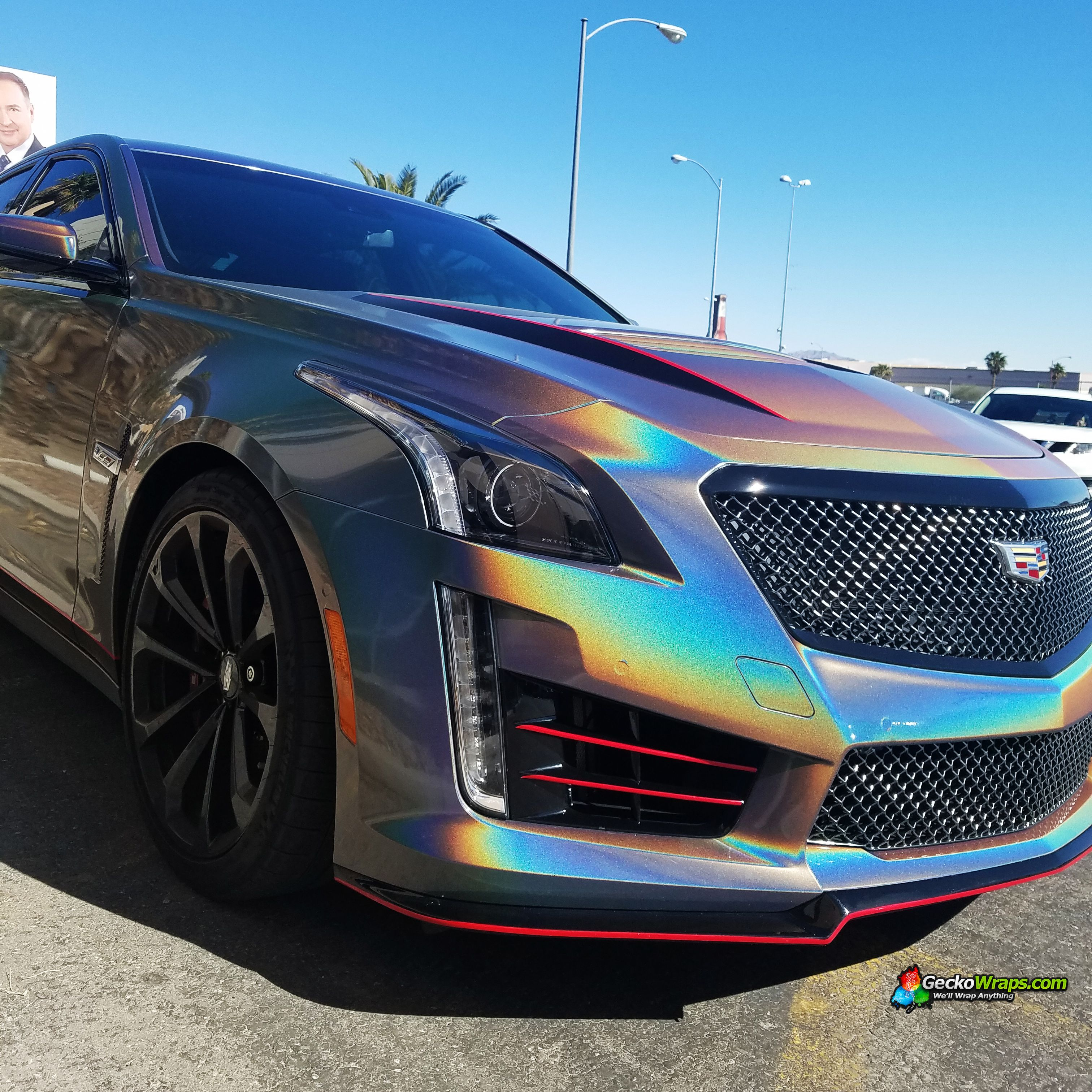 2017 Cadillac Cts V Driven: Pin On Vehicle Wraps, Car Wraps, Building Wraps And More