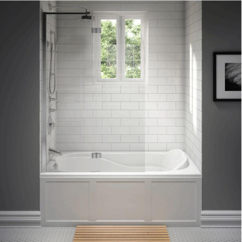 Modern Alcove Styli Bathtub Without Skirt By Produits