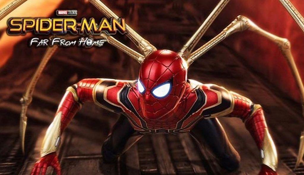 Regarder spiderman far from home 2019 film complet en