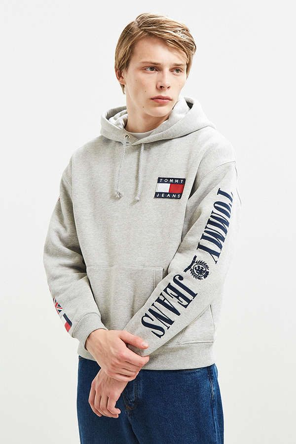 tommy hilfiger 90s hoodie sweatshirt tommy hilfiger. Black Bedroom Furniture Sets. Home Design Ideas