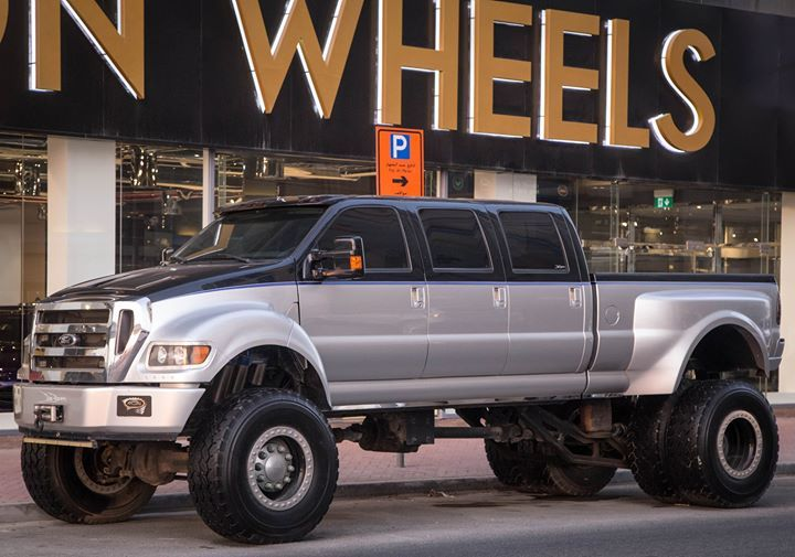 2006 Ford F650 4x2 6 Doors Sel Medium Truck By Deberti Designs Not Only