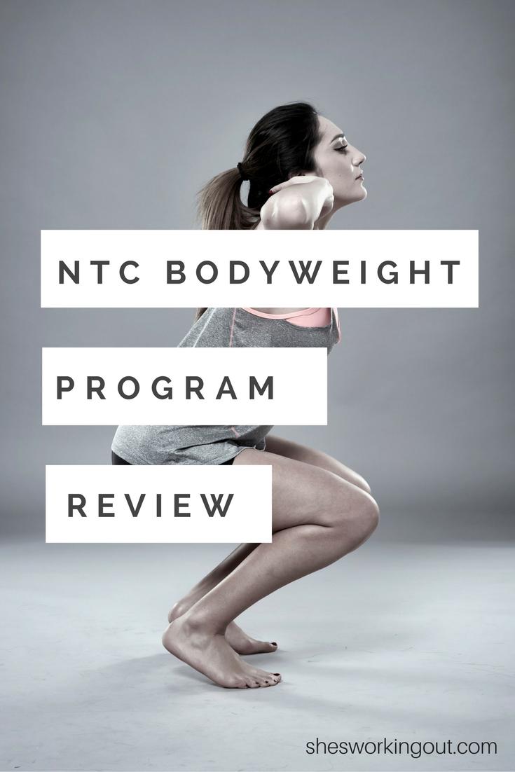 blanco lechoso Industrial Una efectiva  NTC App: Nike Training Club Review - Bodyweight Program | Bodyweight  program, Nike training, Workout review