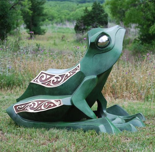 17 Best 1000 images about Frog Sculptures on Pinterest Frog art