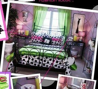 Cool Tween Bedroom #home #decorating #ideas #diy