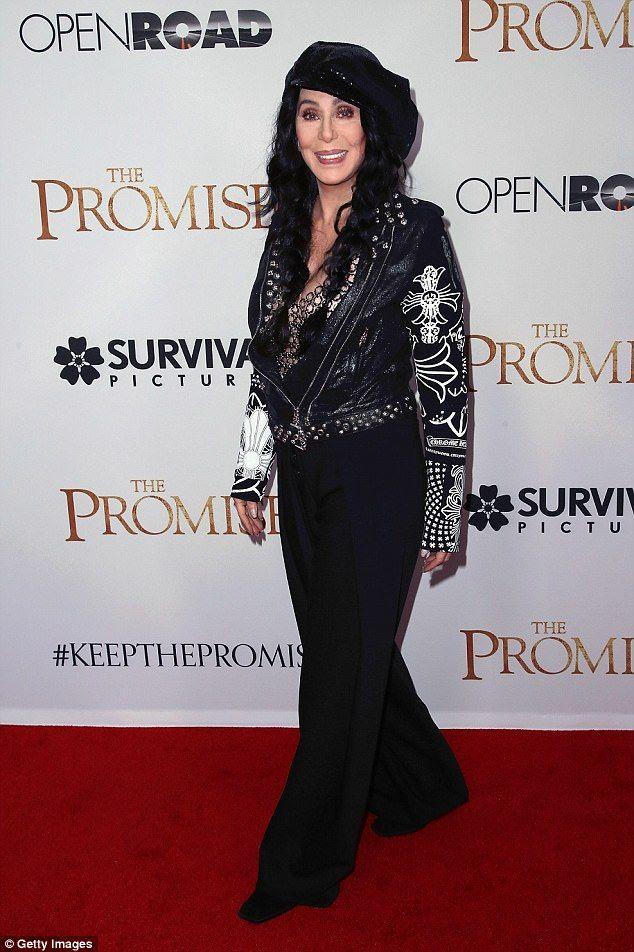 Kim Kardashian leads stars wishing Cher a happy 71st
