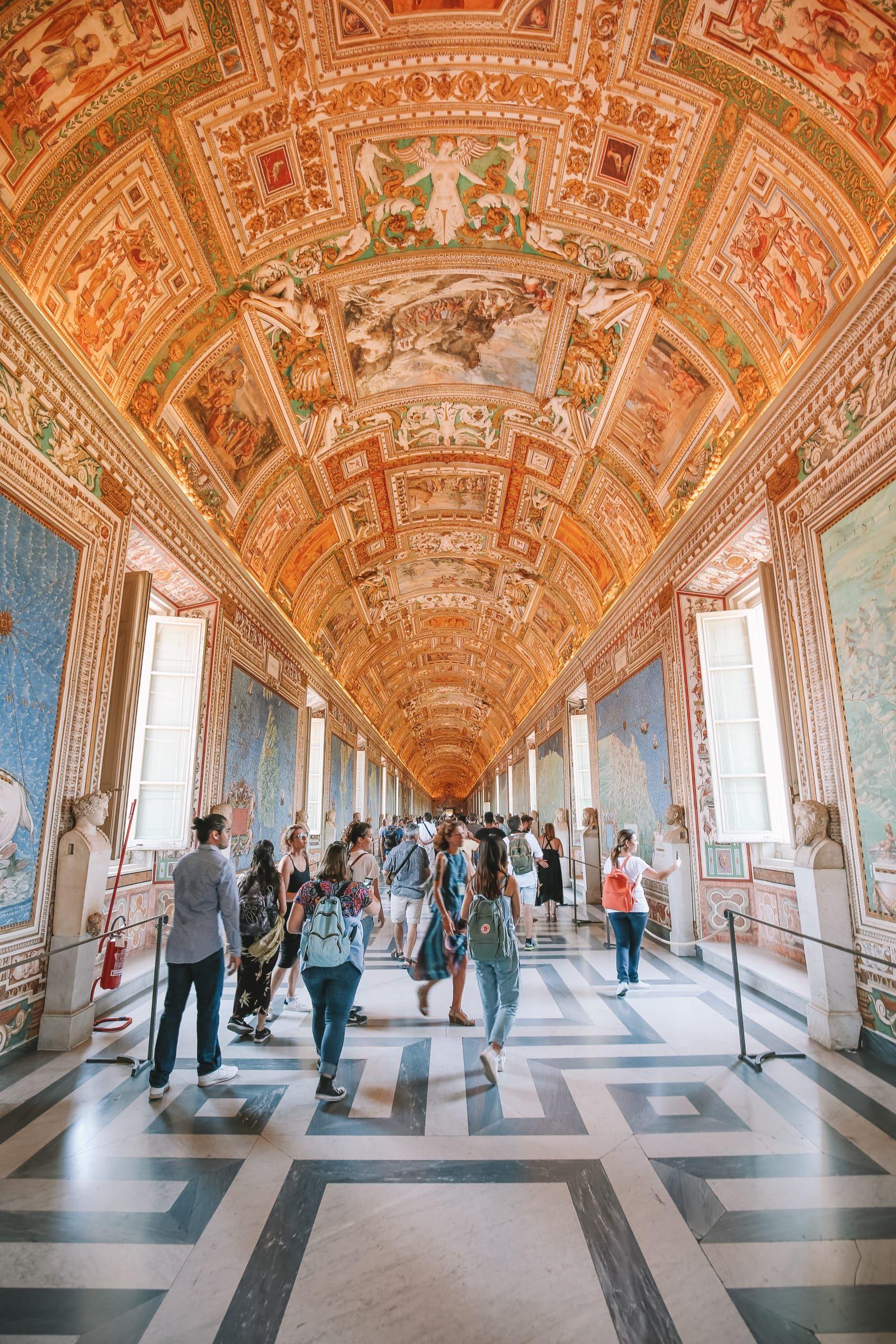 Exploring Vatican City And The Sistine Chapel, Rome