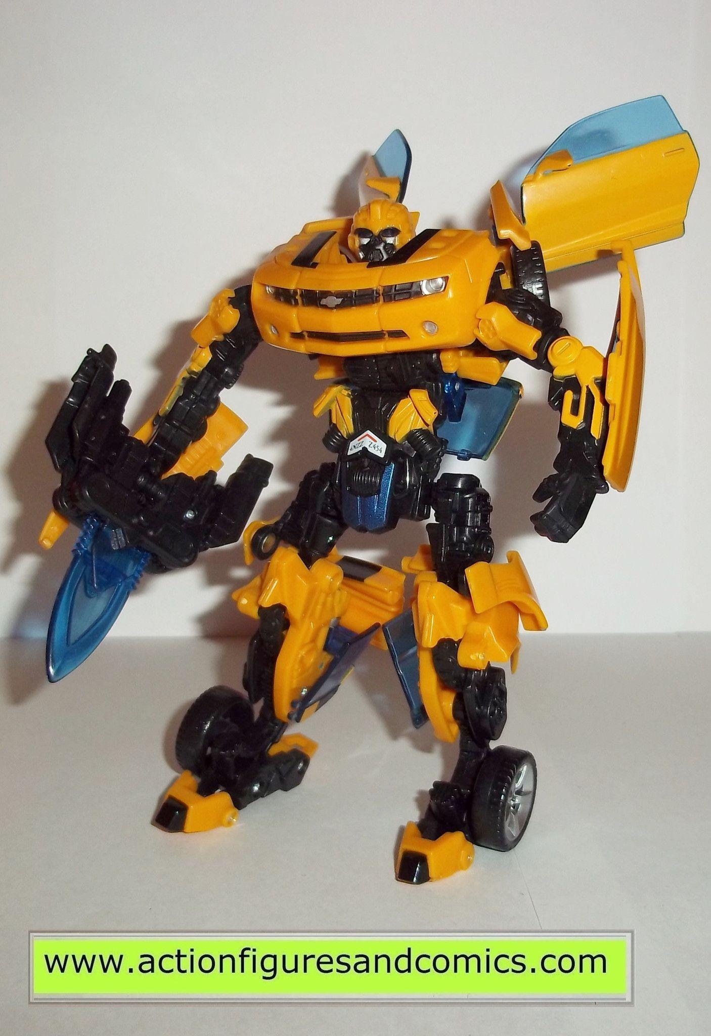 Concept Bumblebee 2007 Action Camaro Transformers Movie Yellow oxerCBdW