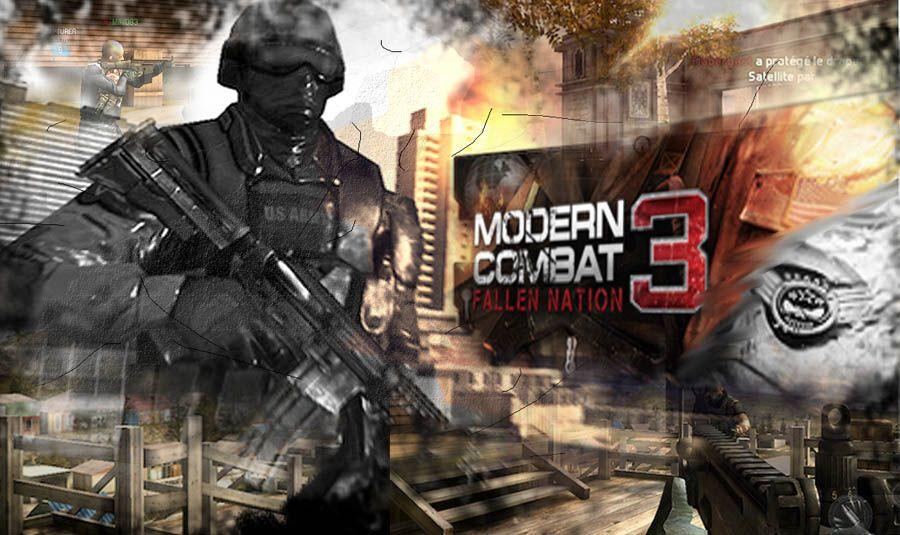 modern combat 3 iphone cheats
