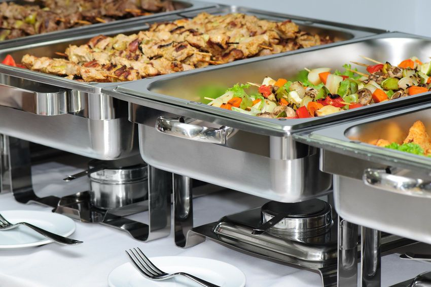 food warmers ways to create a hot buffet parties big small rh pinterest com buffet portable electric hot food table