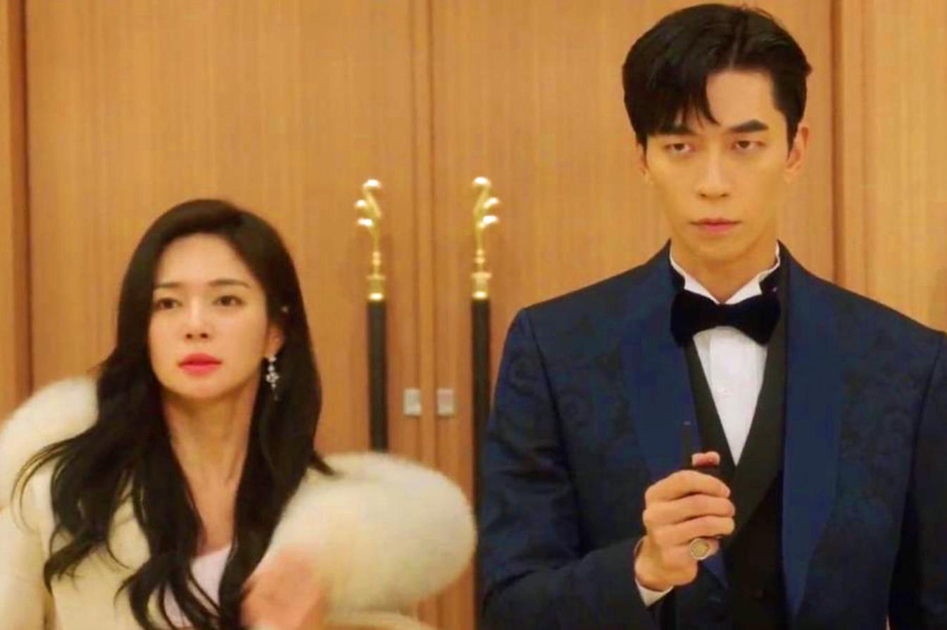 The Last Empress Lee Elijah Inspired Earrings 006 in 2019   Korean