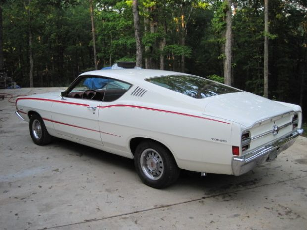 1968 Ford Torino Y Code Gt 390 Ford Torino Ford Classic Cars