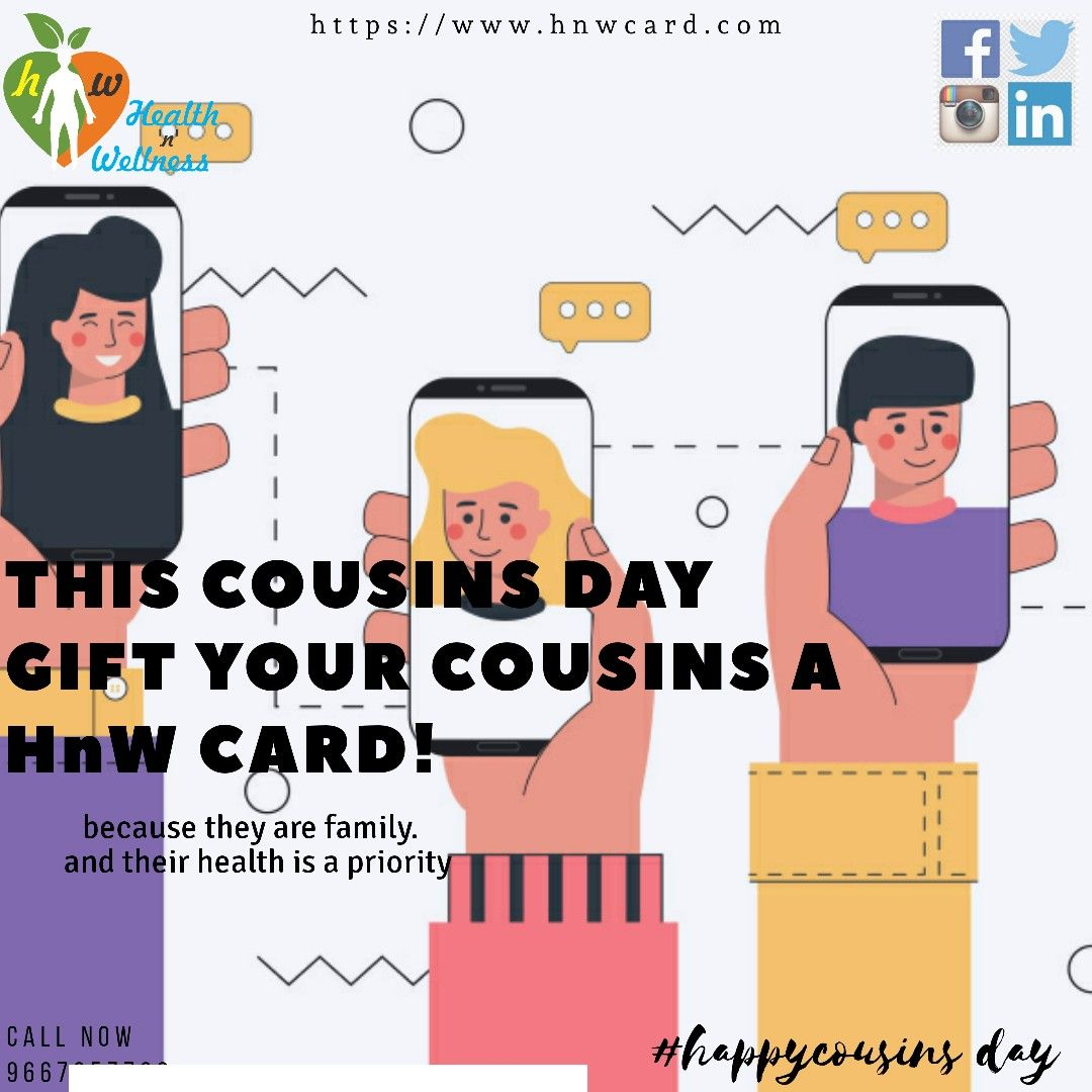 Pin by HnW Card on Health in 2020 Health, Cousins, Cards