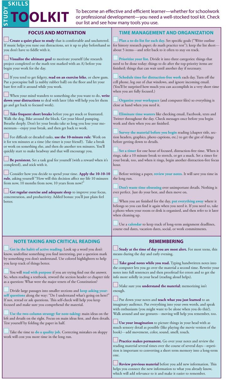 Student study skills life skills pinterest student studying study skills toolkit for children and adults 2012 fall living education journal from oak meadow homeschooling curriculum resources and support solutioingenieria Gallery