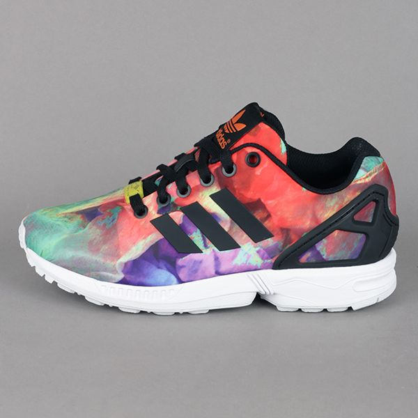 Adidas ZX Flux women's, sttrme / ftw white / black