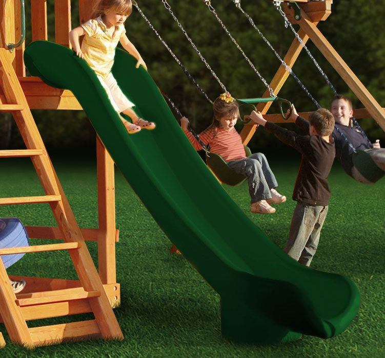 Best Super Straight Scoop Slide Swing Set Parts Slide Swing Set 640 x 480