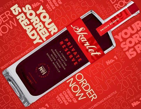 The Skarlet Beverage Company Virgin drinks, Alcoholic