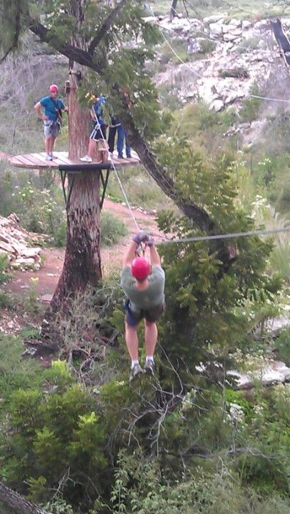 Cypress Valley Canopy Tours Austin