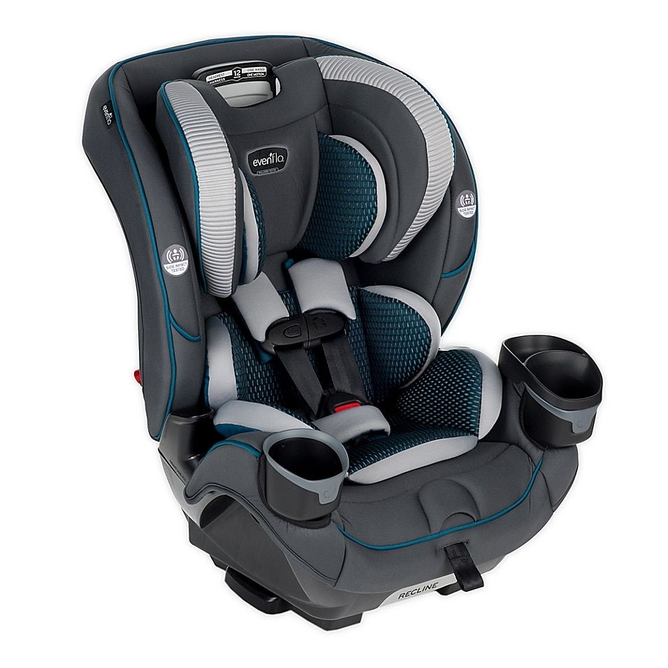 Evenflo Everyfit 4-In-1 Convertible Car Seat In Sawyer