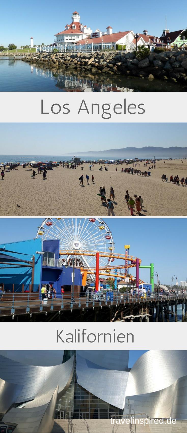 Los Angeles An Einem Tag Tipps Highlights Travelinspired Usa Reise Los Angeles Reisen